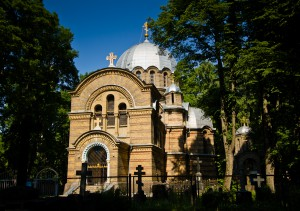 "Holy Virgin Church in the Asylum | Riga, Latvia, 2012 | Commissioned by Center of Cultural Initiatives ""Sretenie"""