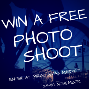 Win a free photo shoot